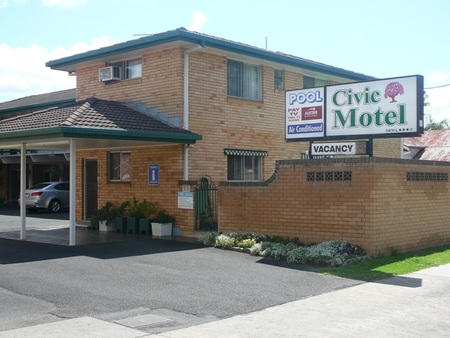 Civic Motel Grafton - Accommodation Fremantle