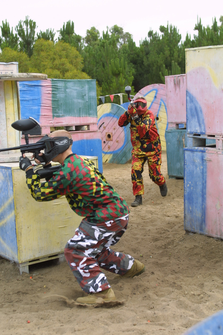 Paintball Skirmish Perth - Accommodation Fremantle