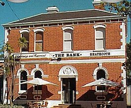 The Bank Heathcote - Accommodation Fremantle