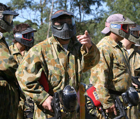 Action Paintball Games - Perth - Accommodation Fremantle