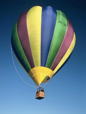 Balloon Safari - Accommodation Fremantle