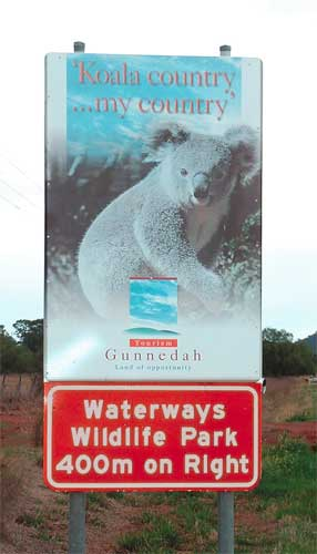 Waterways Wildlife Park - Accommodation Fremantle