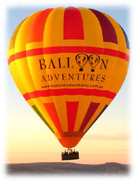 Balloon Adventures Barossa Valley - Accommodation Fremantle
