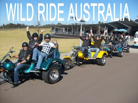 A Wild Ride - Accommodation Fremantle
