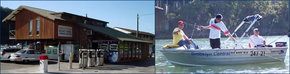 Brooklyn Central Boat Hire  General Store - Accommodation Fremantle