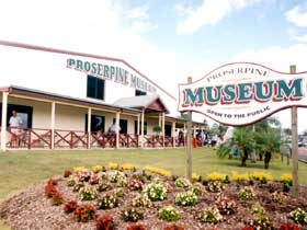 Proserpine Historical Museum - Accommodation Fremantle