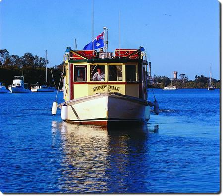 Bundy Belle River Cruise - Accommodation Fremantle