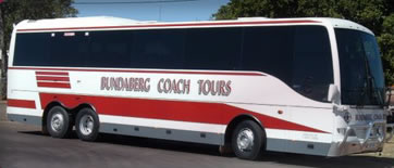 Bundaberg Coaches - Accommodation Fremantle