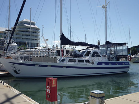 Coral Sea Dreaming Dive and Sail - Accommodation Fremantle