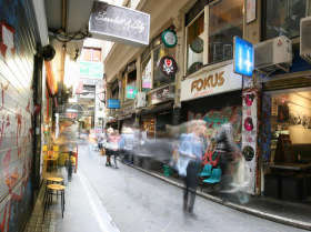 Melbourne By Foot - Accommodation Fremantle