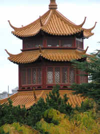 Chinese Garden of Friendship - Accommodation Fremantle