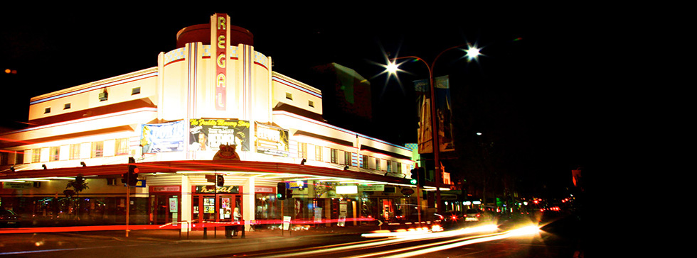 Regal Theatre - Accommodation Fremantle