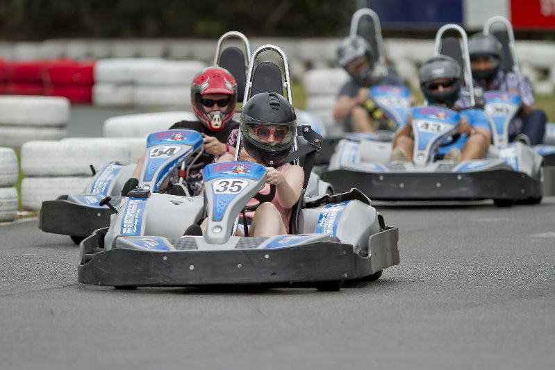 Kingston Park Raceway Go Karting - Accommodation Fremantle