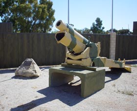 Military Museum Merredin - Accommodation Fremantle
