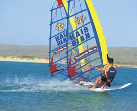 Windsurfing and Surfing - Accommodation Fremantle