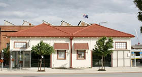 Midland Railway Workshops Interpretive Centre - Accommodation Fremantle