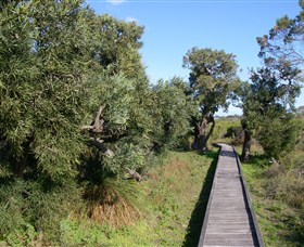 Kepwari Trails Wetland Wonderland - Accommodation Fremantle