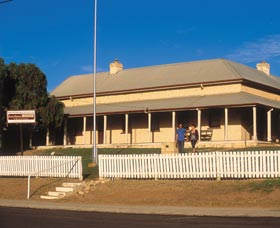 Irwin District Museum - Accommodation Fremantle