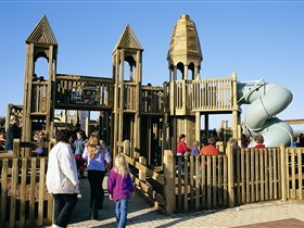 Jubilee Park Adventure Playground - Accommodation Fremantle