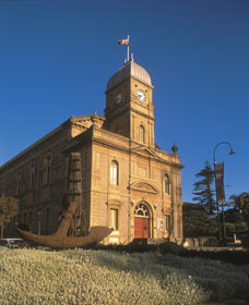 The Albany Town Hall - Accommodation Fremantle