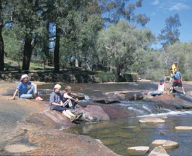 John Forrest National Park - Accommodation Fremantle