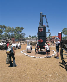 Ben Prior's Open Air Museum - Accommodation Fremantle