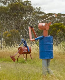 Tin Horse Highway - Accommodation Fremantle