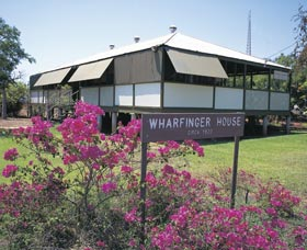 Wharfinger's House Museum - Accommodation Fremantle