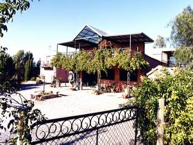 The Terrace Gallery at Patly Hill Farm - Accommodation Fremantle