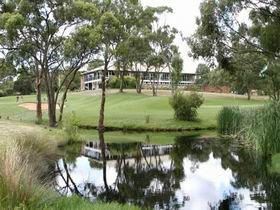 Flagstaff Hill Golf Club and Koppamurra Ridgway Restaurant - Accommodation Fremantle