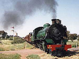 Pichi Richi Railway - Accommodation Fremantle
