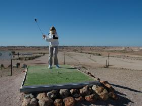 Coober Pedy Opal Fields Golf Club - Accommodation Fremantle