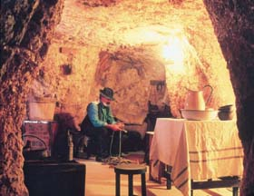 Umoona Opal Mine And Museum - Accommodation Fremantle