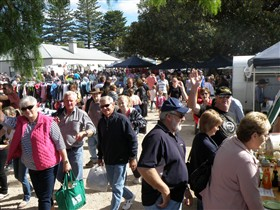 Stansbury Seaside Markets - Accommodation Fremantle