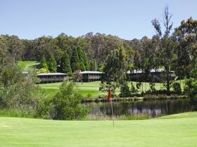 Mount Lofty Golf Club - Accommodation Fremantle