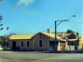 Southern Yorke Peninsula Visitor Centre in the Old Post Office - Accommodation Fremantle