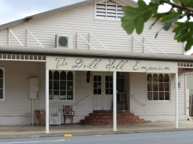Drill Hall Emporium - The - Accommodation Fremantle