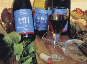 Home Hill Vineyard and Winery Restaurant - Accommodation Fremantle