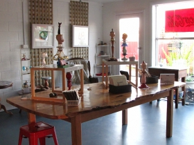 Portside Open Studio/Gallery of GINA - Accommodation Fremantle