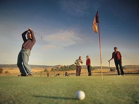 Ratho Farm  Golf - Accommodation Fremantle