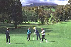 Deloraine Golf Course - Accommodation Fremantle