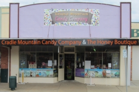 Cradle Mountain Candy Company and Honey Boutique - Accommodation Fremantle
