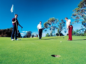 Huon Heights Public Golf Course - Accommodation Fremantle