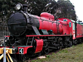 Don River Railway - Accommodation Fremantle