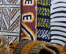 Outstation Gallery - Aboriginal Art from Art Centres - Accommodation Fremantle