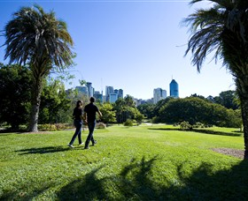 City Botanic Gardens - Accommodation Fremantle