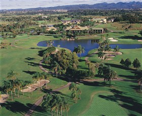 Palm Meadows Golf Course - Accommodation Fremantle
