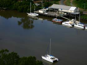 Port of Maryborough - Accommodation Fremantle