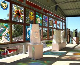 Alpha31 Art Gallery and Sculpture Garden - Accommodation Fremantle