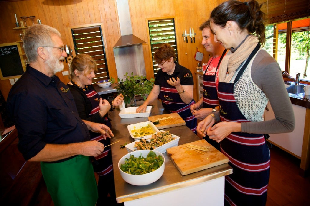 Wild Lime Cooking School - Accommodation Fremantle